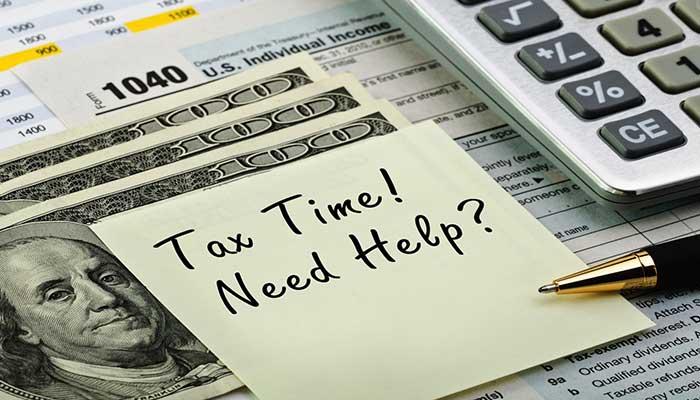 Preparação de imposto do Arizona